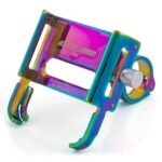 GUB P30 Bike Aluminum Alloy Phone Holder Electric Motorcycle Bicycle Plating Colorful Cycling Accessories
