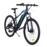 Bezior M1 Electric Bike Bicycle 80KM Mileage Pedal Mode 250W Motor 27.5in Wheel 48V 12.5AH Battery 5in Smart Meter 5-Speed Transmission