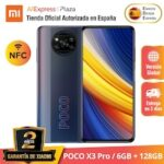 POCO X3 Pro 128GB ROM 6GB RAM Qualcomm Snapdragon 860G Android New Mobile Phone Global Version