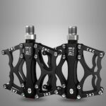 1 Pair Bicycle Pedal Non-slip Aluminum alloy 3 Palin Ultralight Pedal for Mountain Road Bike Cycling accessories