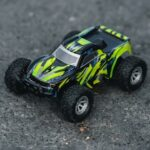 2.4G Wireless Remote Control Electric Mini Car Off-road Vehicle High Speed Drift Climbing Charging RC Car Children Toys