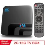 2021 New Android TV Box Android 10 4GB 64GB 32GB 6K 3D Video H.265 Media Player 2.4G 5GHz Wifi Bluetooth Set Top Box Smart TV Box
