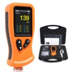 RZ GT230A Hand-held 0-1300um Coating Thickness Gauge Digital Rechargeable Paint Film Thickness Tester Tool