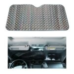 R-3920 130*60cm Laser Type Heat Insulation Car Front Window Sun Protection Windshield Sunshade Cover